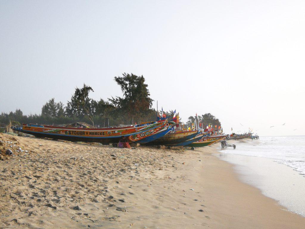 embarcaciones pescadores